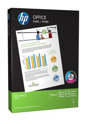 HP Papel para Copiadora 10 Pack