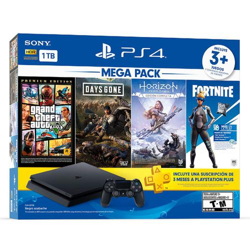 Sony PlayStation 4 Hits Bundle 5